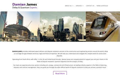 http://www.damian-james.co.uk