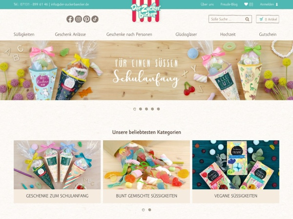 http://www.der-zuckerbaecker.de