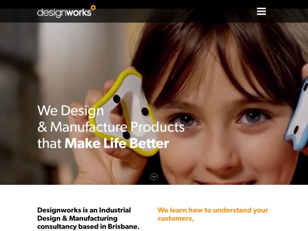 Screenshot of www.designworksgroup.net