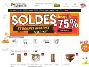 Vente en ligne de mobilier de qualité