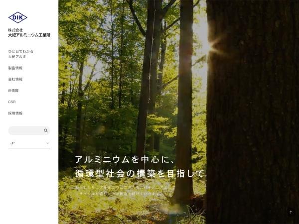 Screenshot of www.dik-net.com