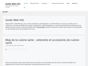 Annuaire et guide web généraliste Directory