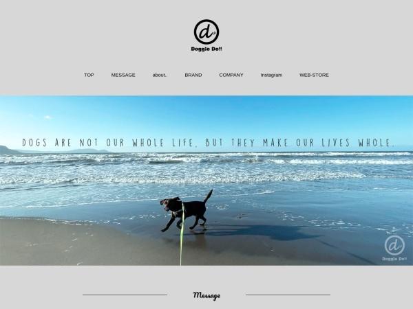 Screenshot of www.doggie-do.co.jp