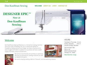 http://www.donkauffmansewing.com/