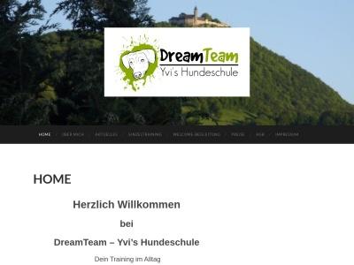 dreamteam-hundeschule.de