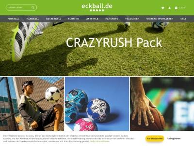 Eckball Gutschein