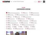 http://www.econo.de/dossiers/dossier/gruender-szene-9/#a_dea65793041c83670b998c84e7812df0