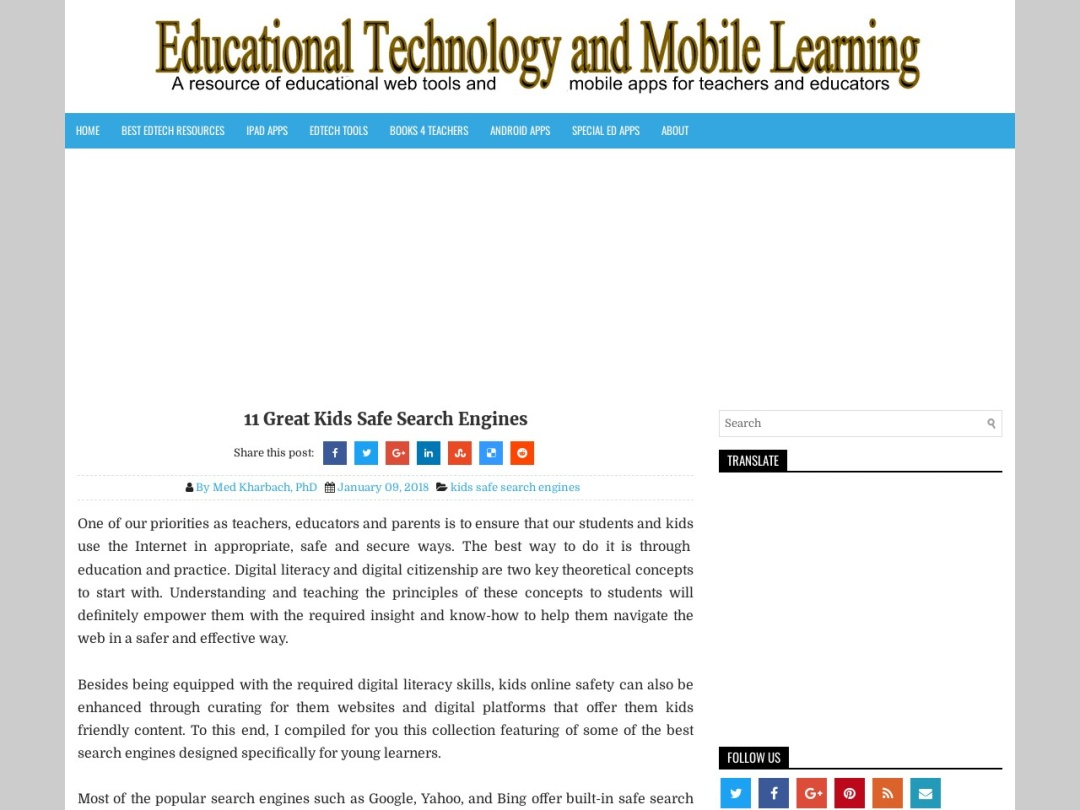 http://www.educatorstechnology.com/2013/01/5-safe-search-engines-for-kids.html