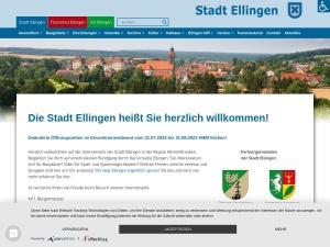 Stadt Ellingen