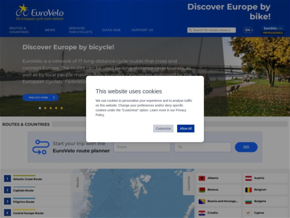 http://www.eurovelo.com/en