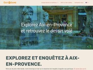 Découvrir Aix-en-Province avec un jeu de piste