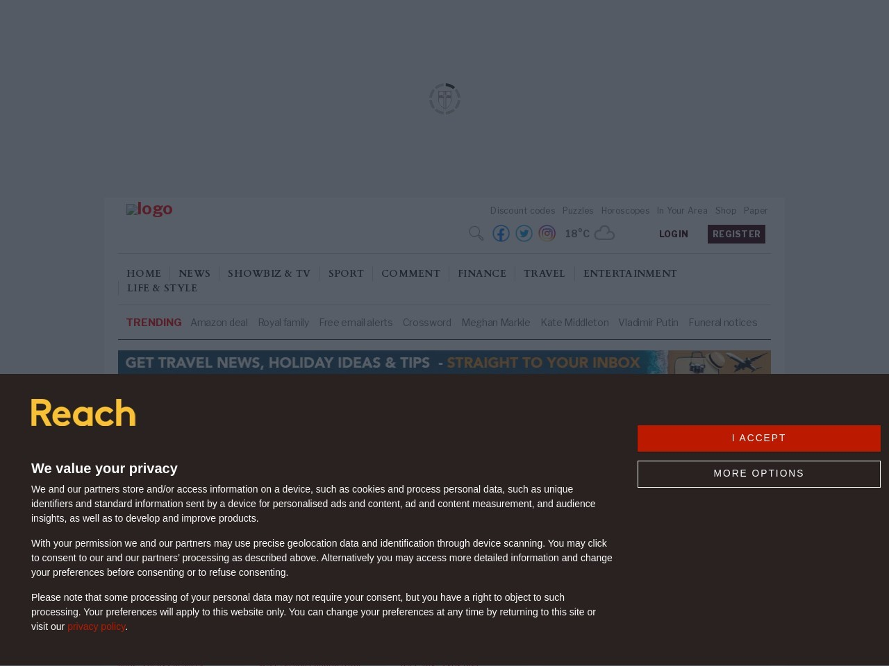 Latest UK and World News, Sport and Comment | Express.co.uk