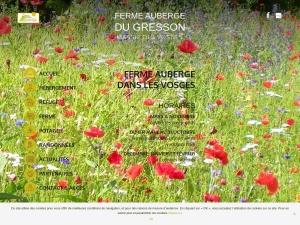 Votre ferme auberge dans les Vosges