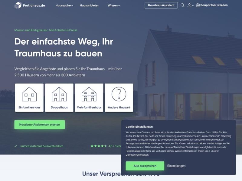http://www.fertighaus.de/