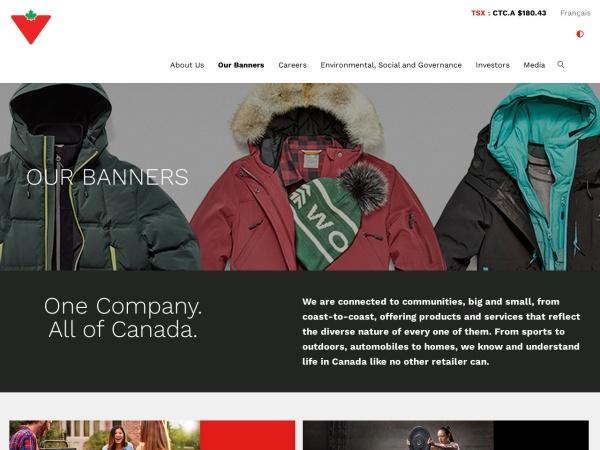 Screenshot of www.fglsports.com