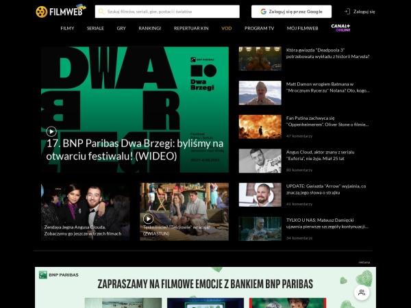 http://www.filmweb.pl