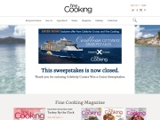 http://www.finecooking.com/sweepstakes/celebrity-cruises-caribbean-getaway