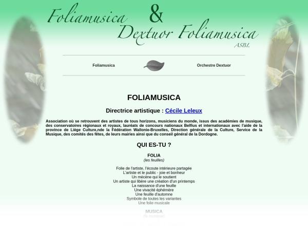 Perigord-infos.fr Foliamusica 2021