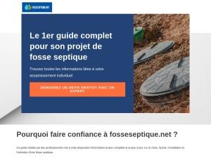Tout savoir sur la fosse septique en France