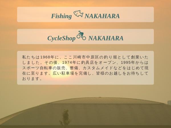 Screenshot of www.fs-nakahara.com
