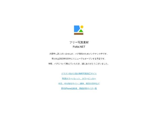Screenshot of www.futta.net