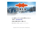 Screenshot of www.galaresort.jp