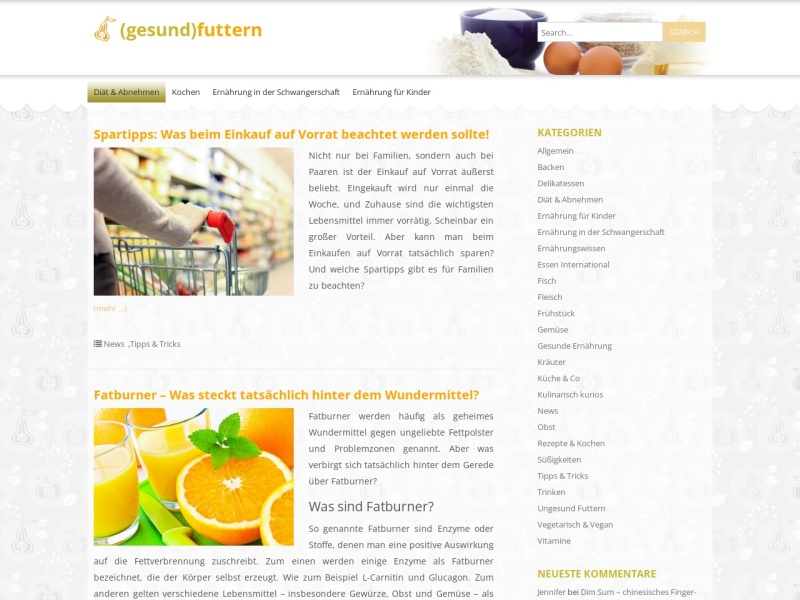 www.gesund-futtern.de