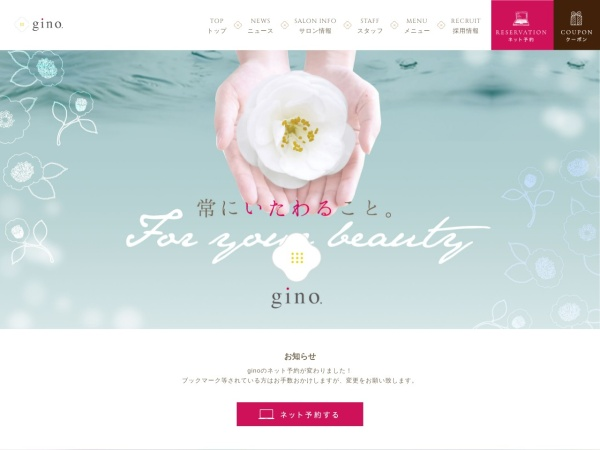 Screenshot of www.gi-no.info