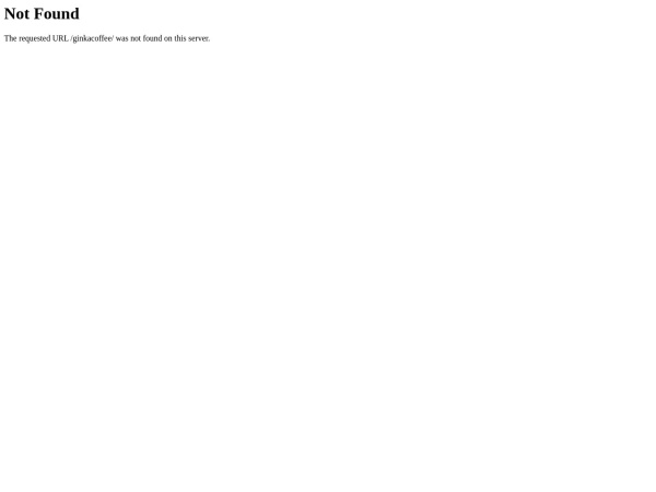 Screenshot of www.ginkacoffee.co.jp