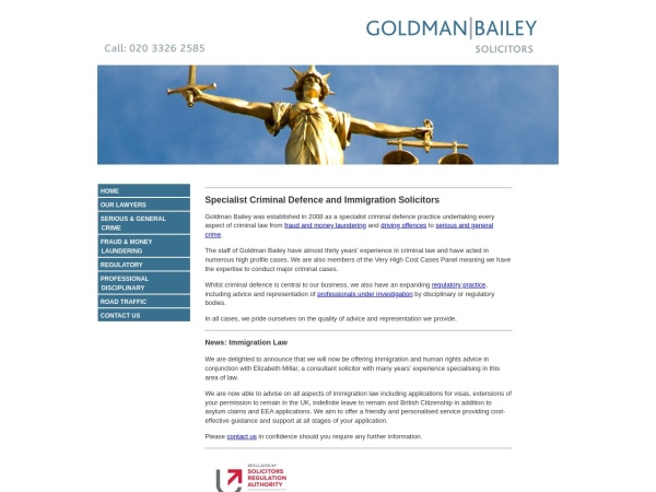 http://www.goldmanbaileysolicitors.co.uk