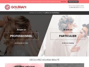 Grossiste coiffure : Gouiran Coiffure