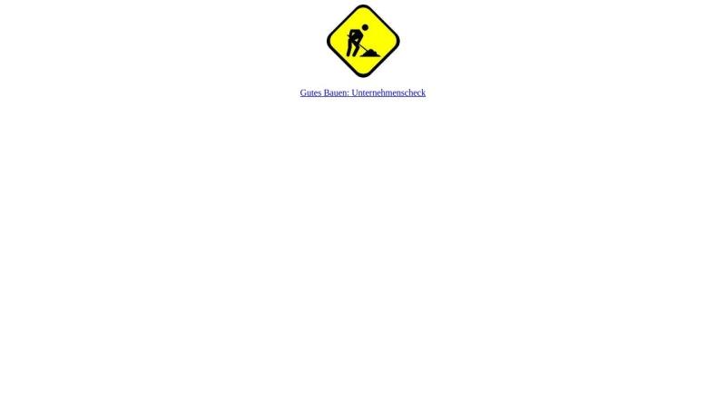 Screenshot of www.gute-bauunternehmen.de