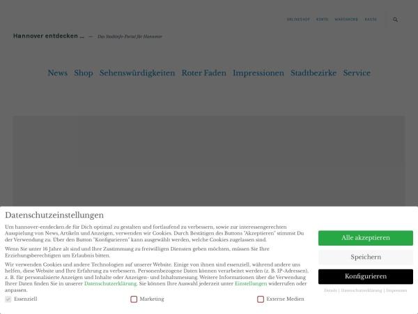 http://www.hannover-entdecken.de