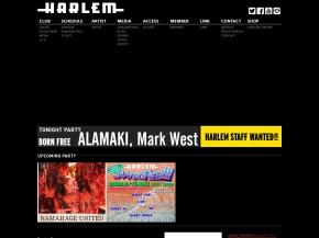 渋谷CLUB HARLEM