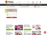 Haynes Referral Programme Coupon Code