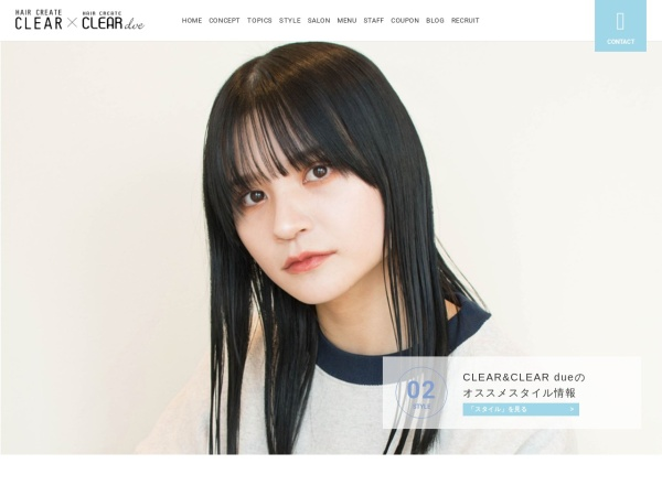 Screenshot of www.hc-clear.com