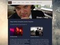 Homepage of Hendrik