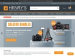 Henrys Coupon Code