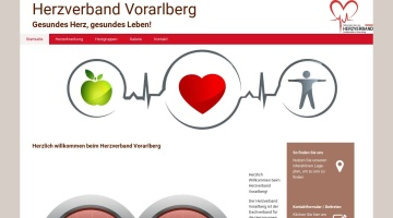 Screenshot of www.herzverband-vorarlberg.at