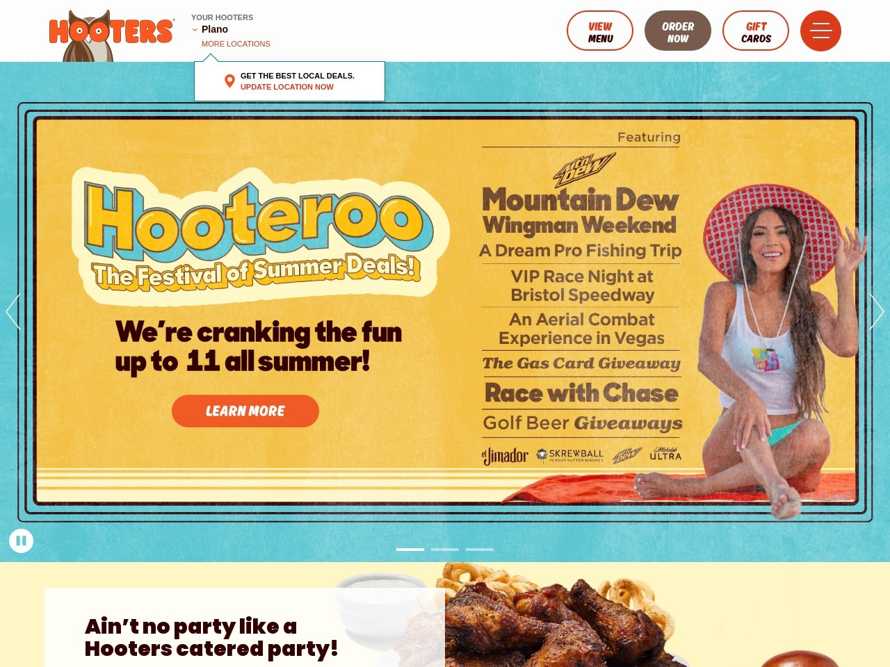 hooters.com