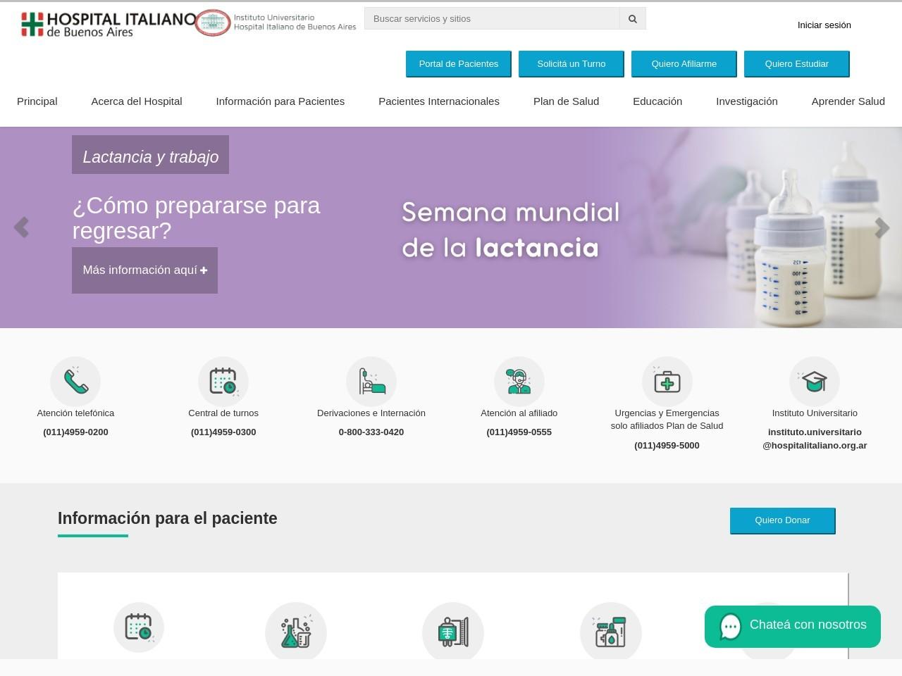 hospitalitaliano.org.ar