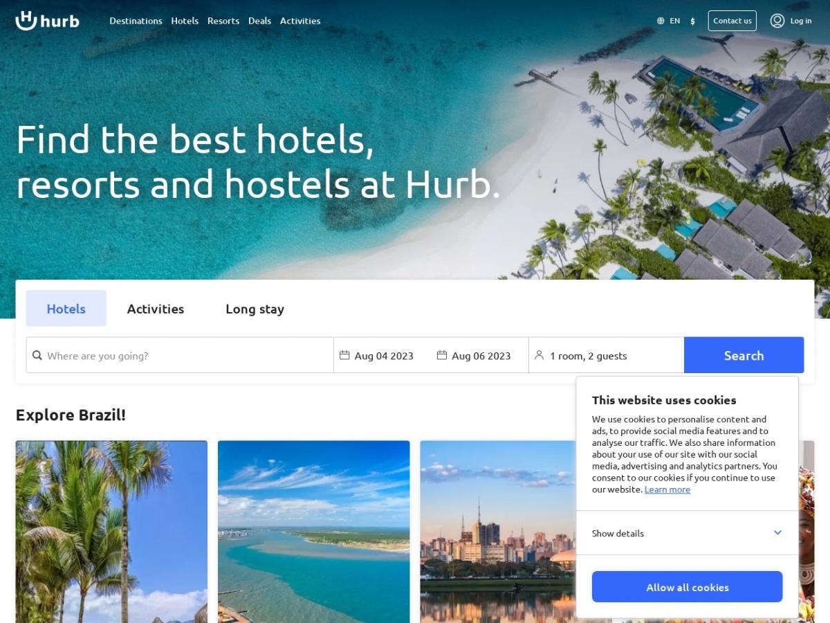 http://www.hotelurbano.com