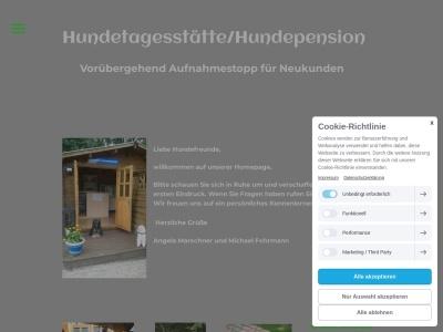 hundepension-aurich.de