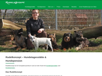 hundepension-rudelkonzept.de