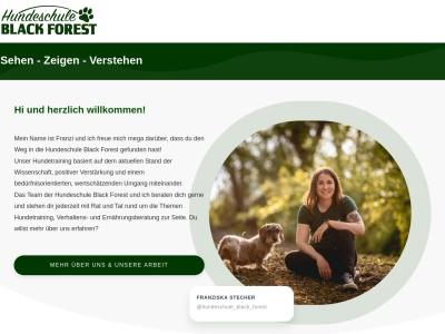 hundeschule-blackforest.de