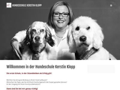 hundeschule-klopp.de