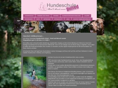 hundeschule-united.de