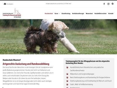 hundeschule-wunstorf.de