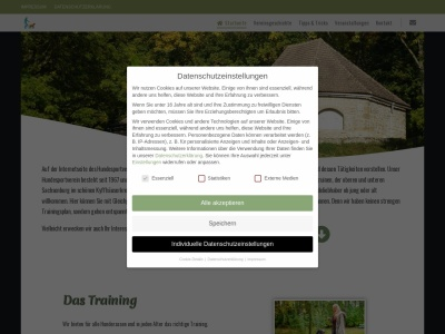 hundesportverein-sachsenburg.de