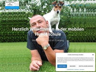 hundetrainer-einklang.de